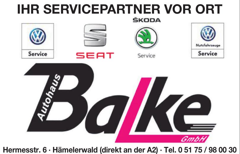 Autohaus Balke GmbH