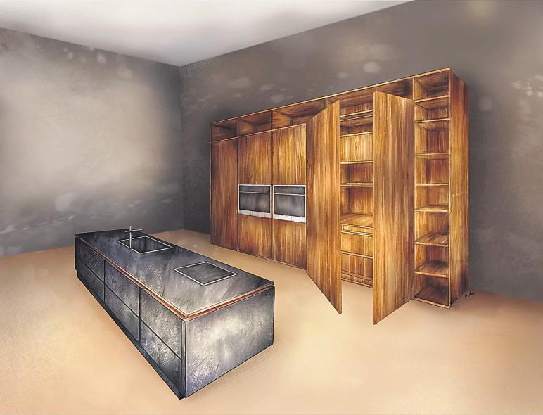 Die neue Küche als Kommunikationsort Image 2