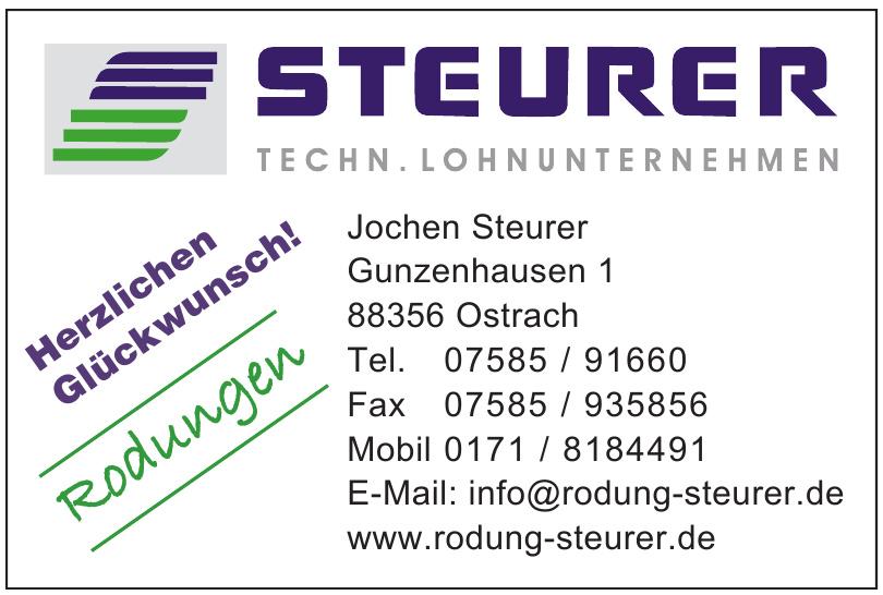 Jochen Steurer
