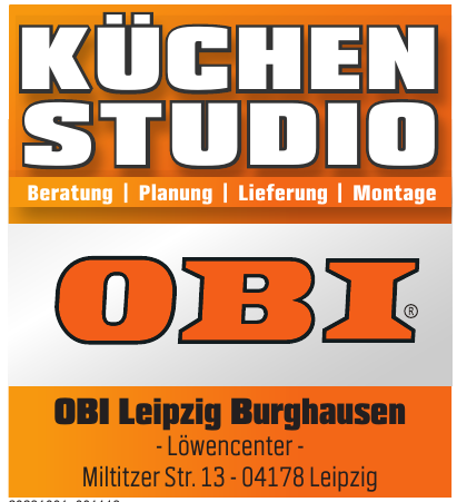 OBI Leipzig Burghausen