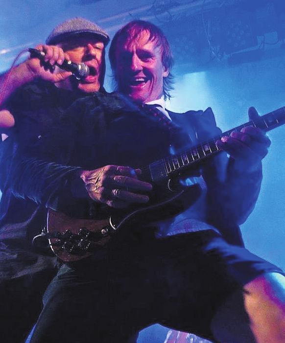 """""""The Jack"""": Die AC/DC-Tribute-Band ist in diesem Jahr mit dabei. Foto z/z"""