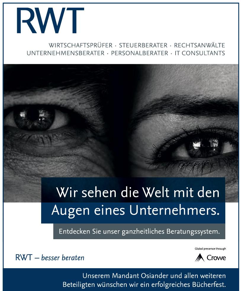 RWT - besser beraten