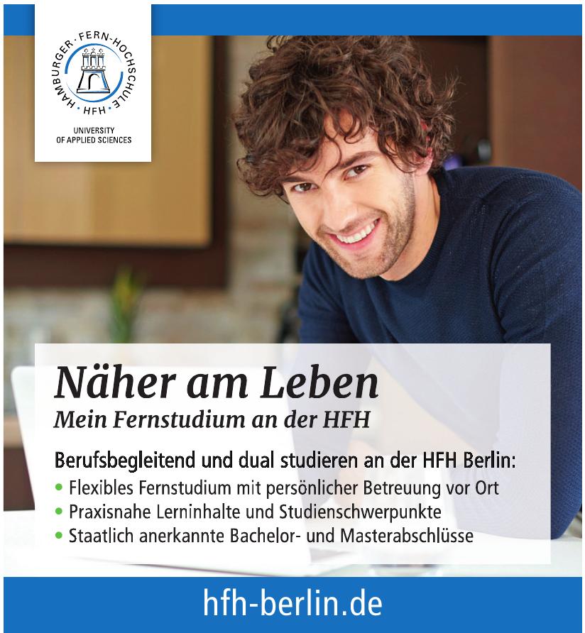 HFH - Hamburger Fern-Hochschule gemeinnützige GmbH