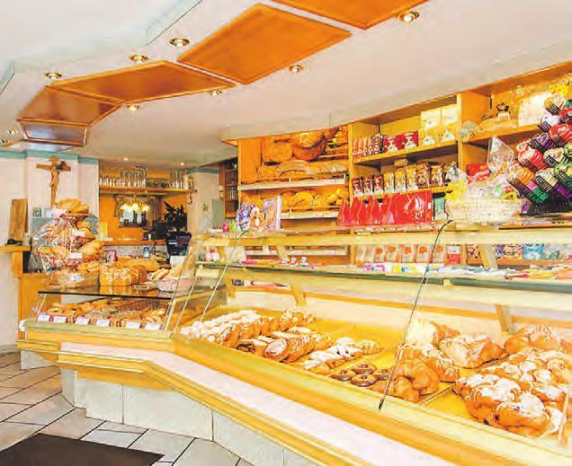 Die Bäckerei in Taufkirchen