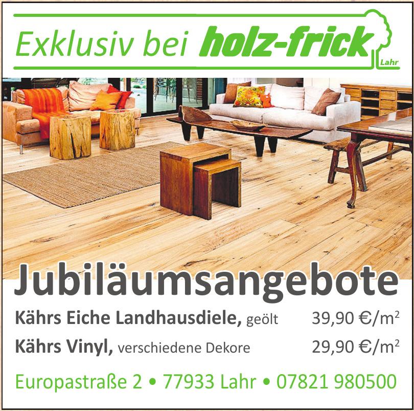 Holz-Frick