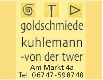 Goldschmiede Kuhlemann