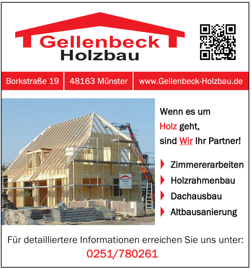 Gellenbeck Holzbau