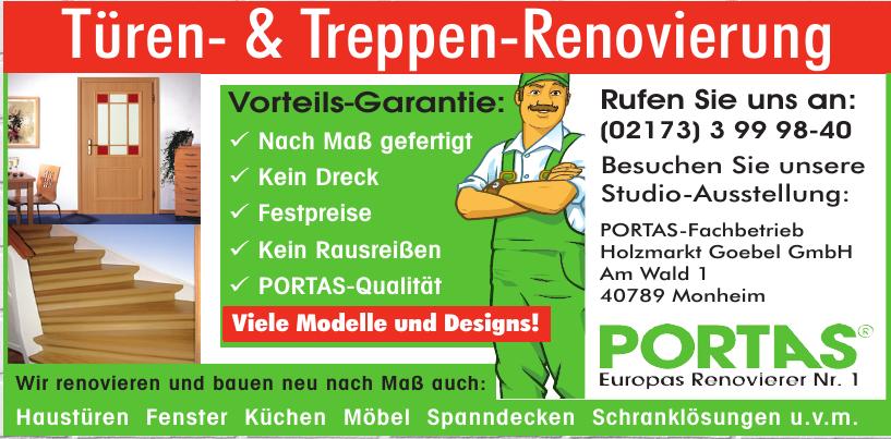 Portas-Fachbetrieb Mustermann GmbH