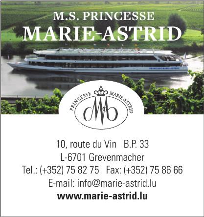 M.S. Princesse Marie -Astrid