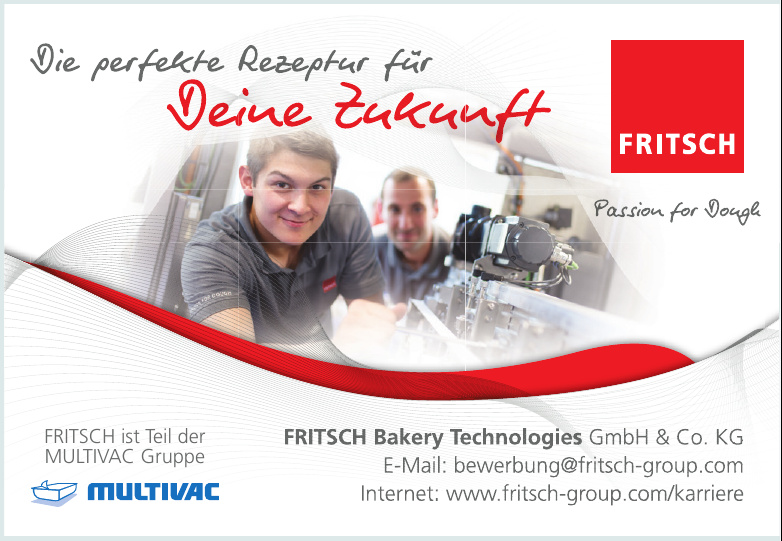 Fritsch Bakery Technologies GmbH & Co. KG