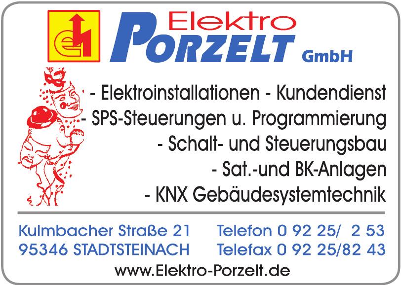 Elektro Porzelt