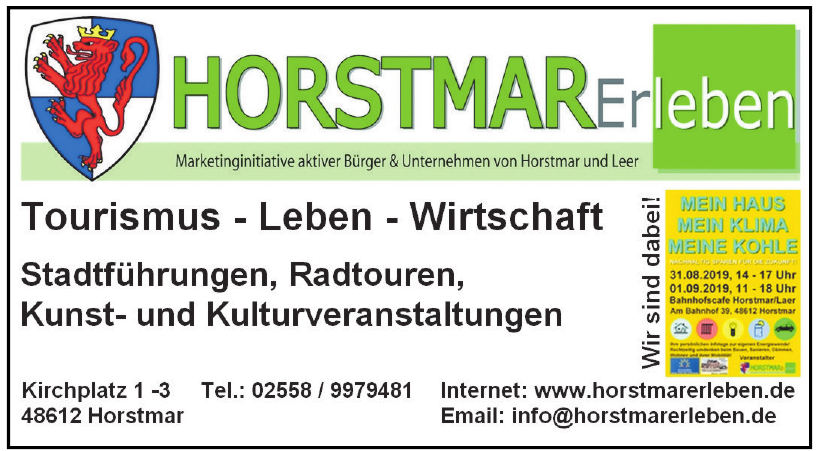 Horstmar Erleben