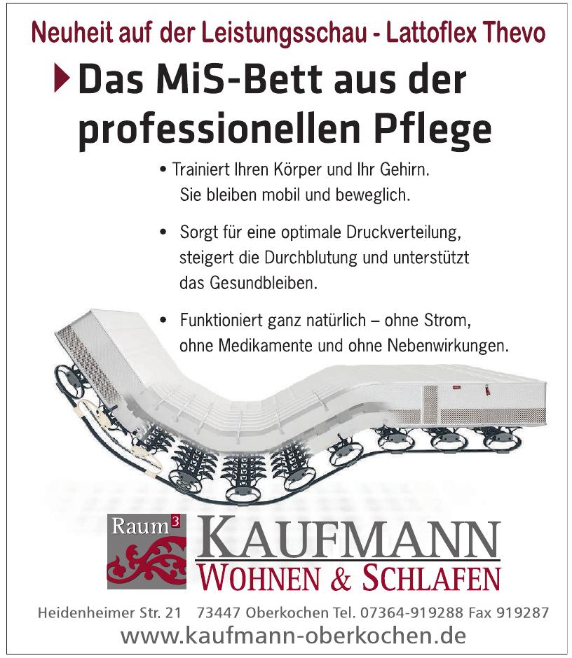 Kaufmann Wohnen & Schlafen