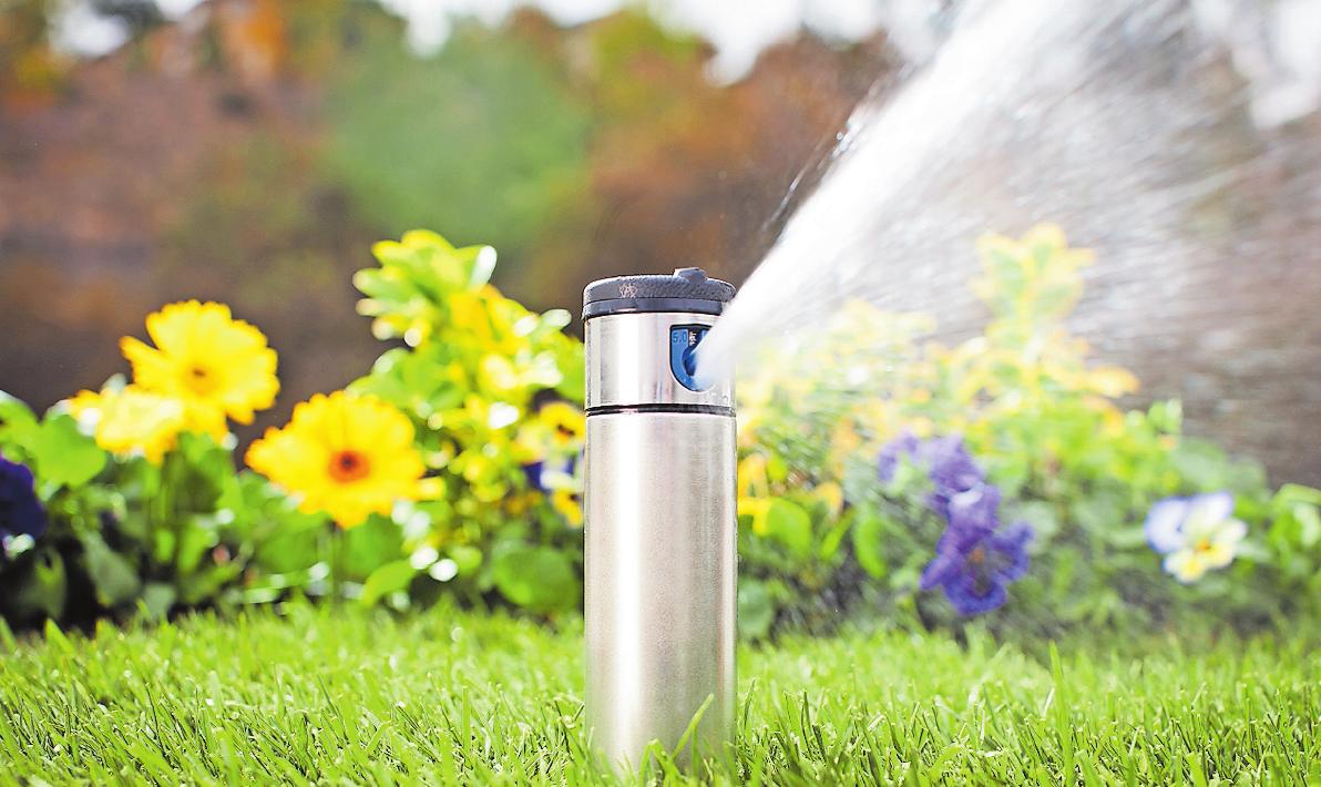 Gezielte Wasserversorgung für den Garten