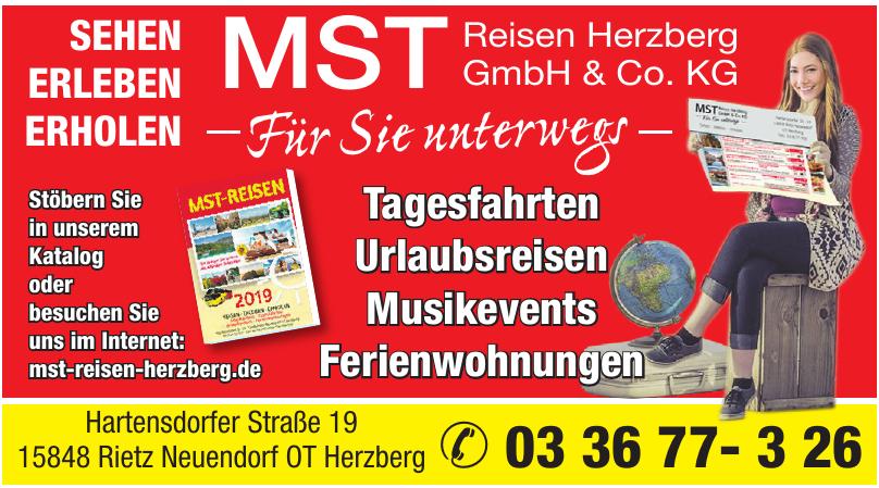 MST Reisen Herzberg GmbH & Co. KG