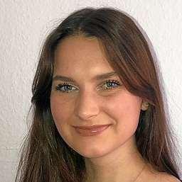 Lucie Hübner (18) FOTO: L. HUEBNER