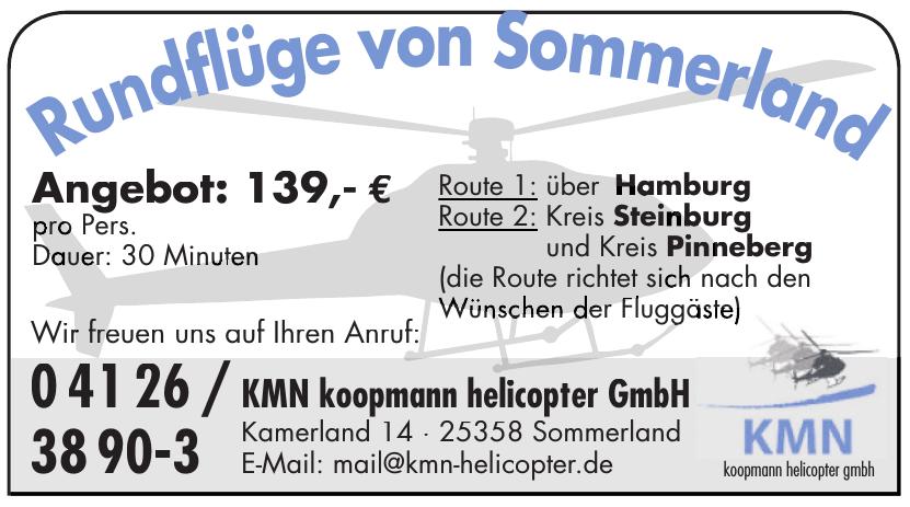 KMN koopmann helicopter GmbH