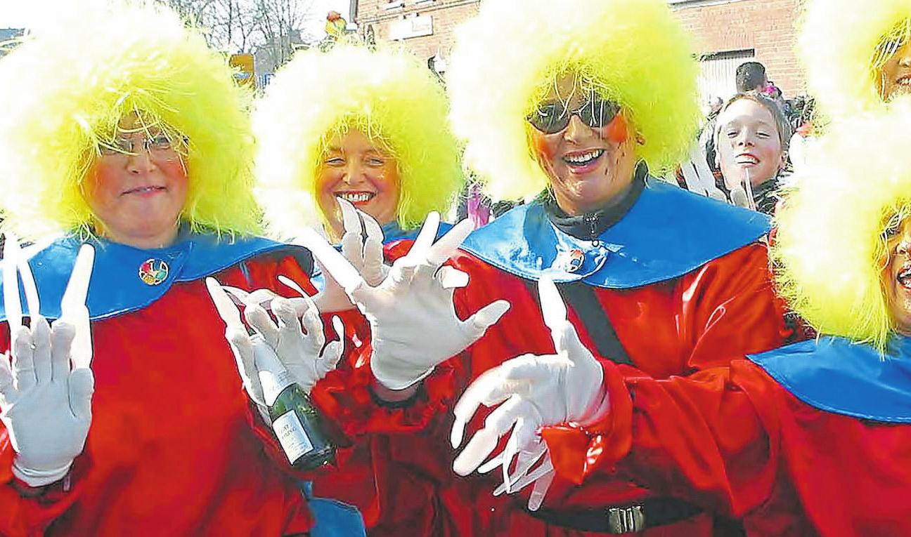 Liebe Wolbeckerinnen und Wolbecker, liebe Freundinnen und Freunde des Wolbecker Karnevals, Image 2