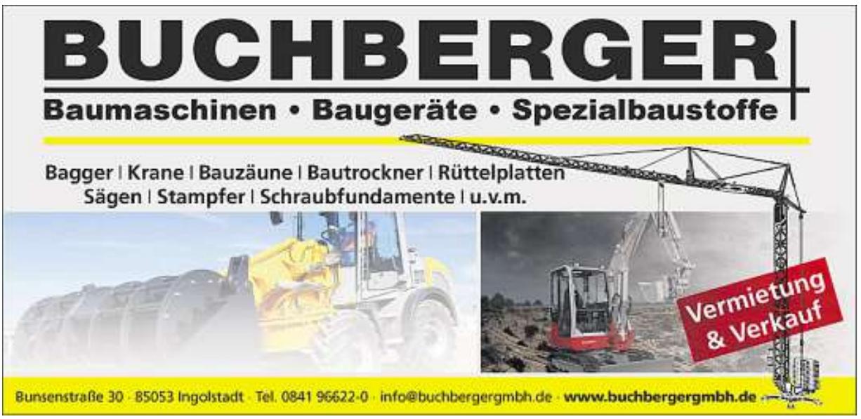 Buchberger Baumaschinen