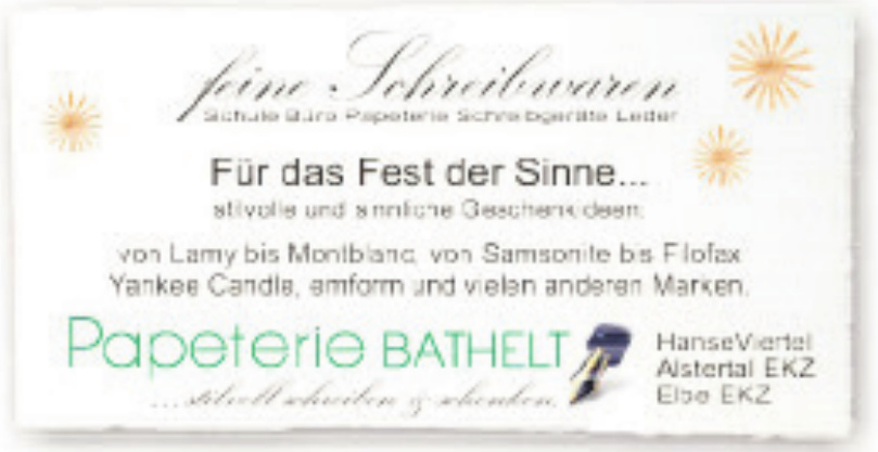 Papeterie Bathelt