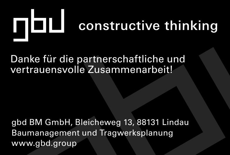 gbd BM GmbH