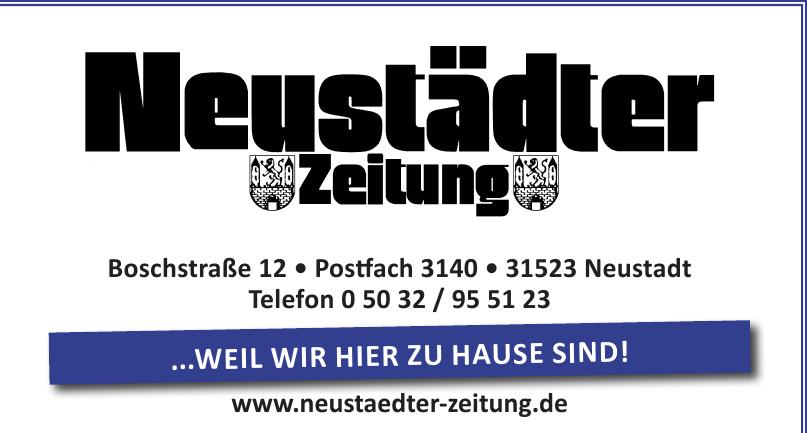 Neustaedter Zeitung