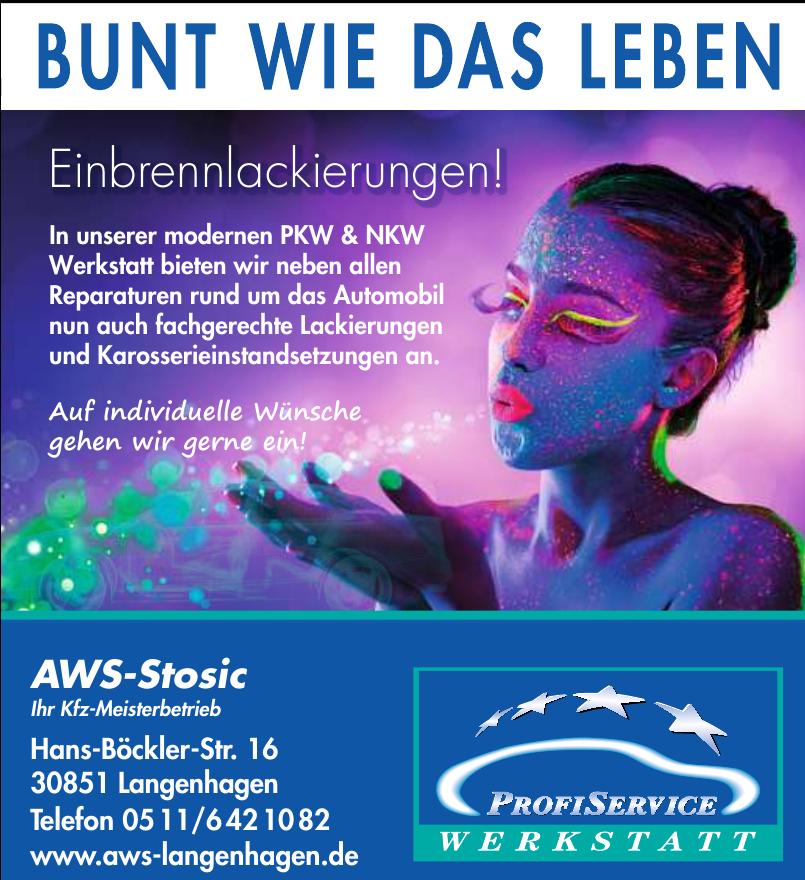 AWS-Stosic