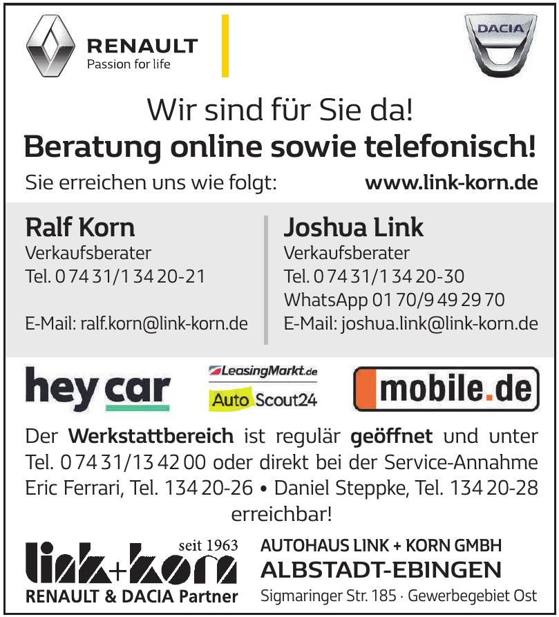 Autohaus Link + Korn GmbH