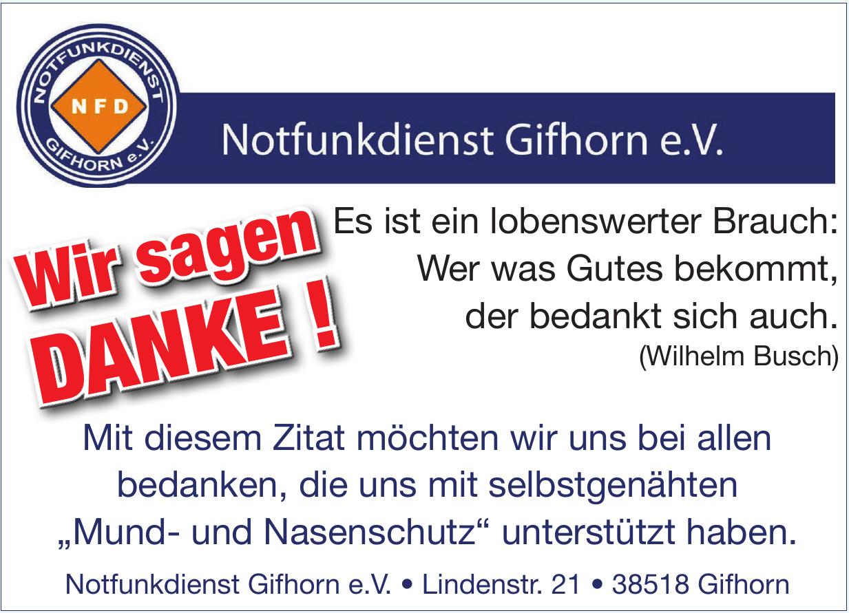 Notfunkdienst Gifhorn e.V.