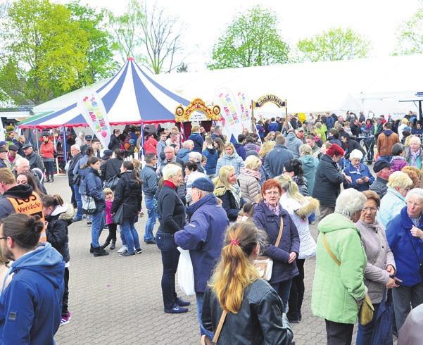 Vorsfelde lädt zur Drömlingmesse und zu traditionellen Festen ein Image 1