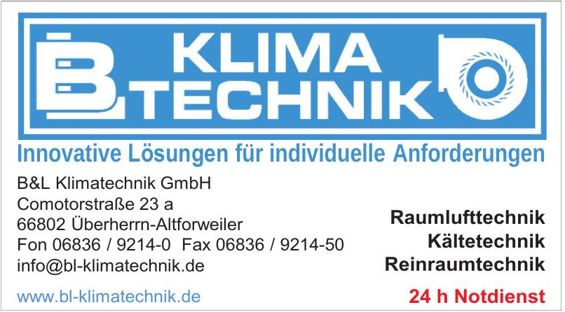 B&L Klimatechnik GmbH