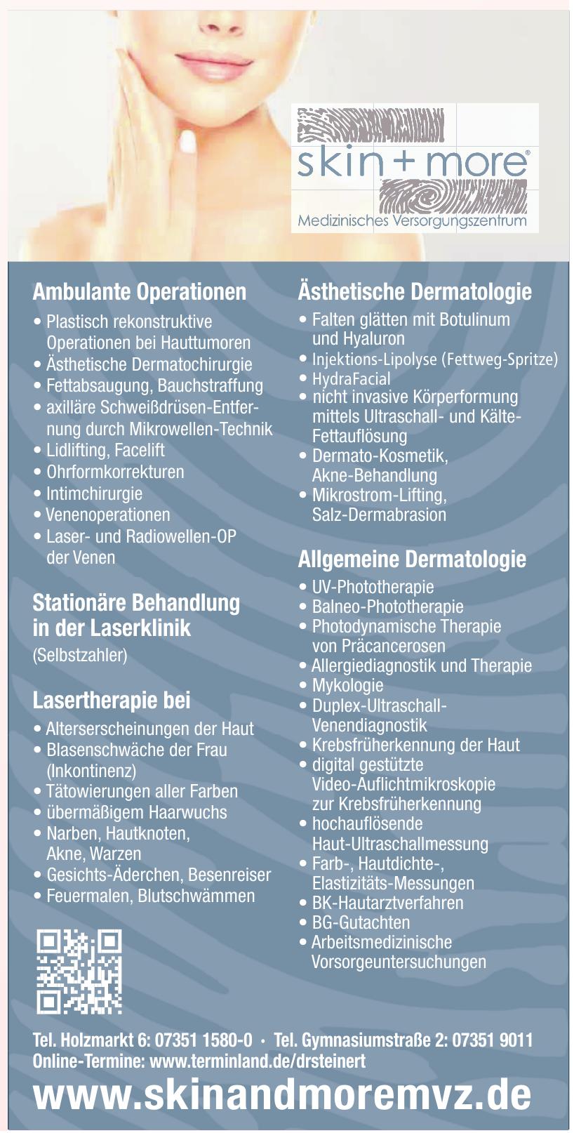 skin+more Medizinisches Versorgungszentrum