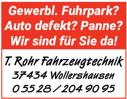 T. Rohr Fahrzeugtechnik