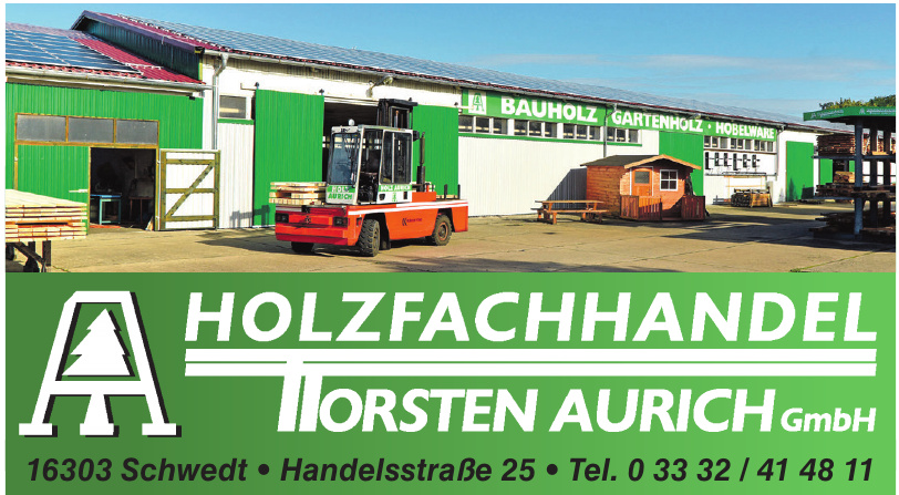 Holzfachhandel Torsten Aurich GmbH