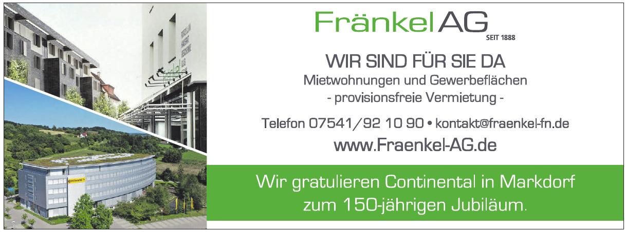 Fränkel AG
