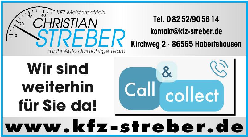 KFZ-Meisterbetrieb Christian Streber