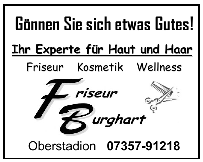 Friseur Burghart