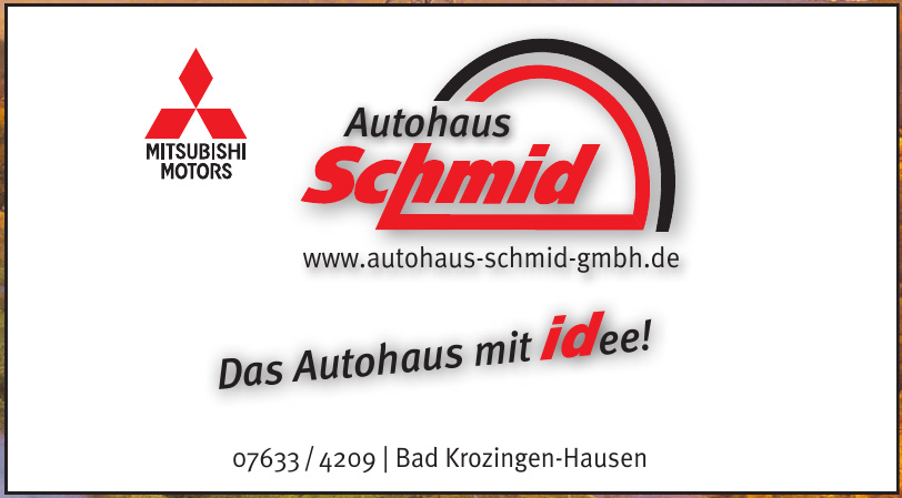 Autohaus Walter Schmid GmbH