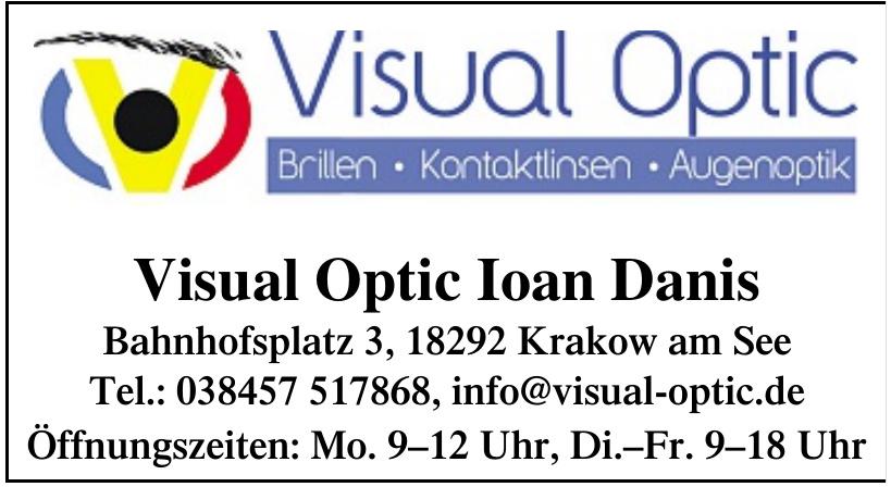 Visual Optic Ioan Danis