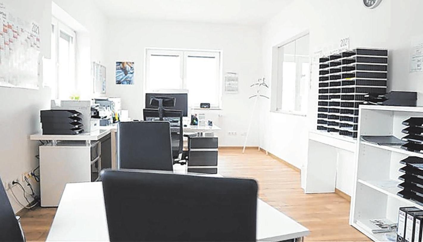 Das Team der Top Zeitarbeit empfängt und berät Sie gerne in ihren modernen und hellen Büroräumen.