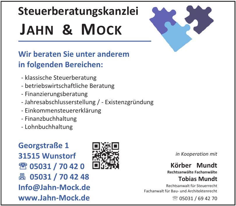 Steuerberatungskanzlei Jahn & Mock