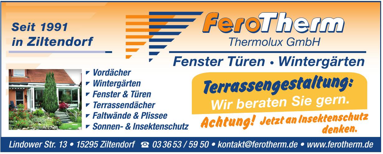 FeroTherm Thermolux GmbH