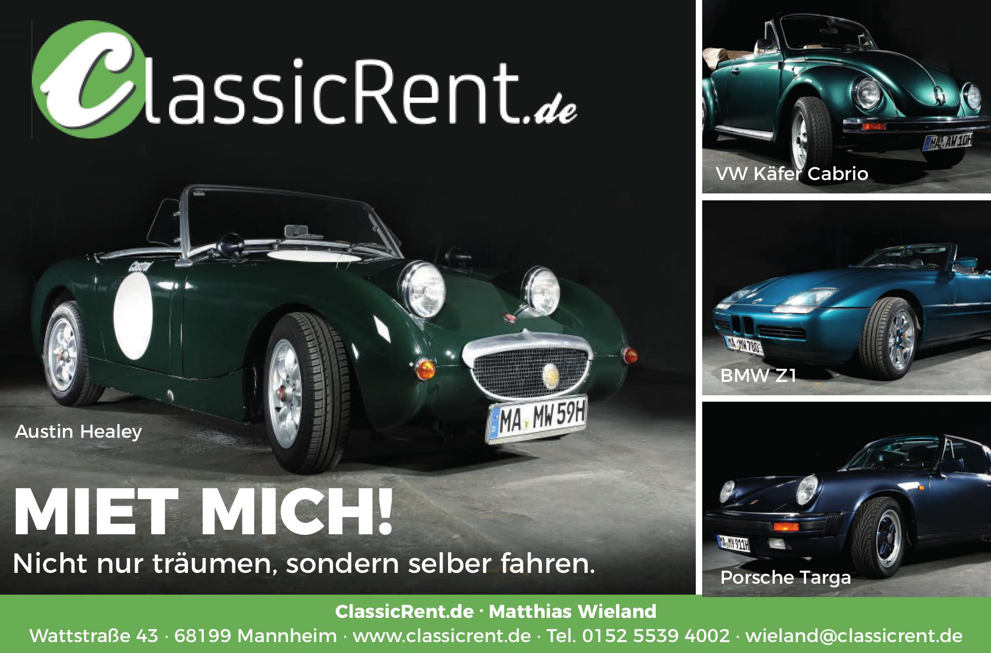 ClassicRent.de