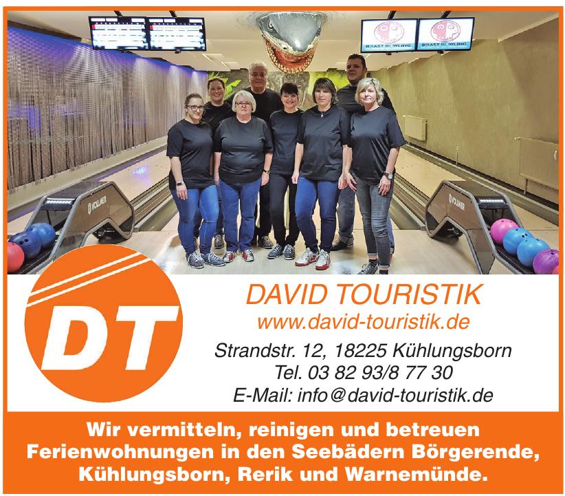 David Touristik