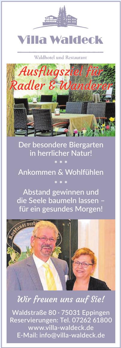 Waldhotel & Restaurant Villa Waldeck