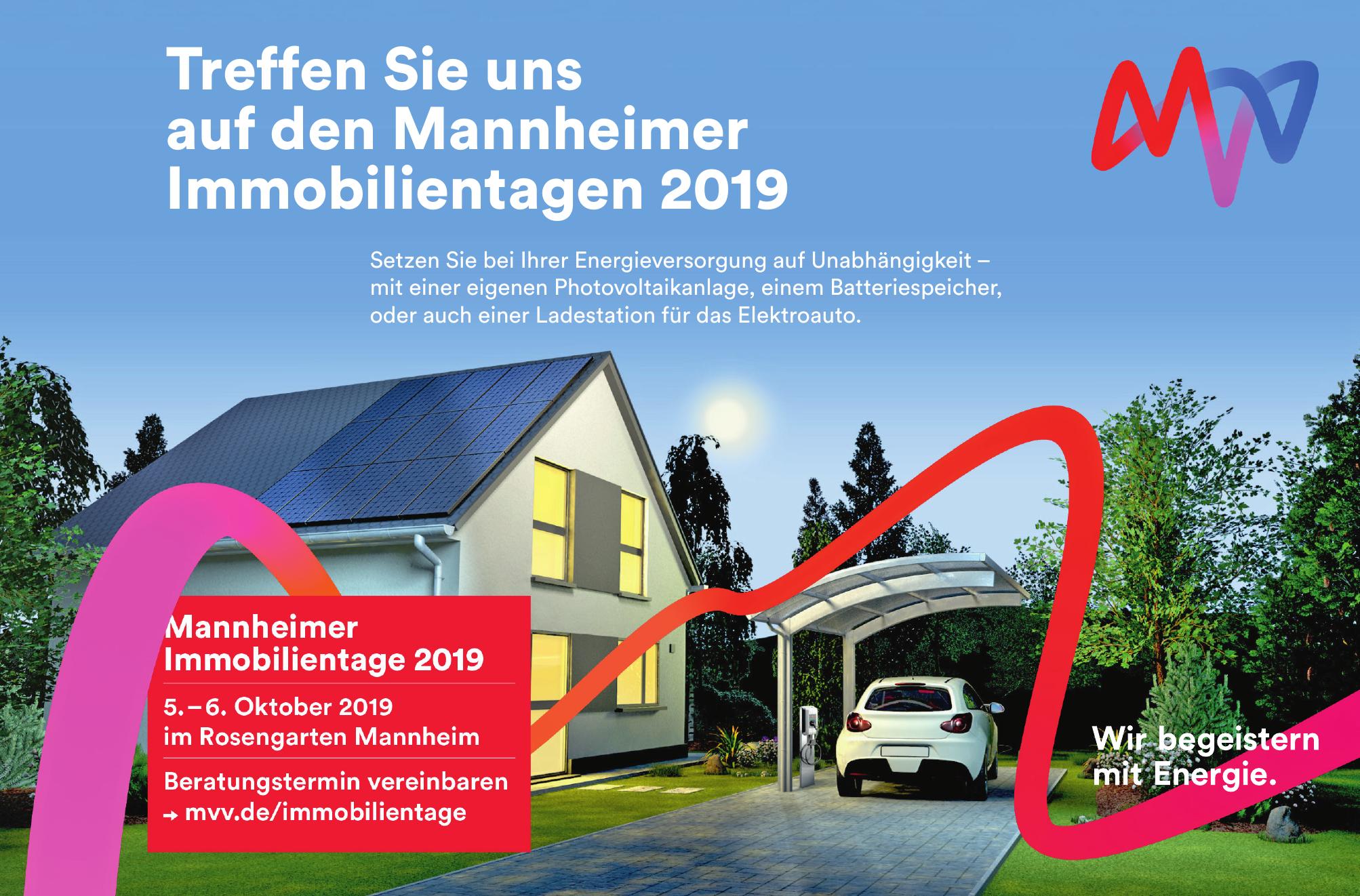 Mannheimer Immobilientagen 2019
