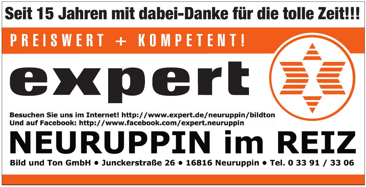Bild und Ton GmbH-Expert