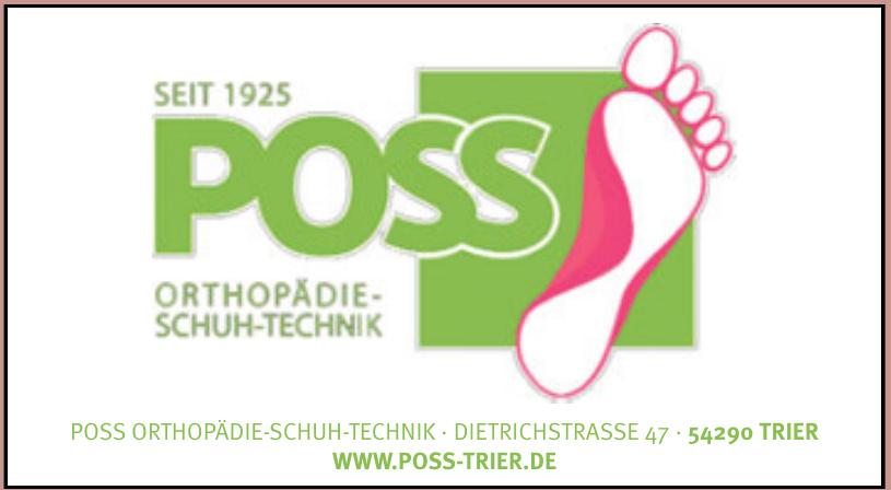 Poss Orthopädie-Schuh-Technik