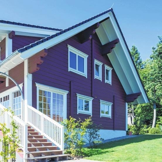 Dieses schöne Haus wurde fehlerhaft unterkellert Foto: ISOTEC GmbH
