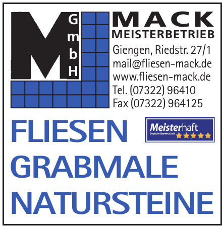 Fliesen Mack GmbH